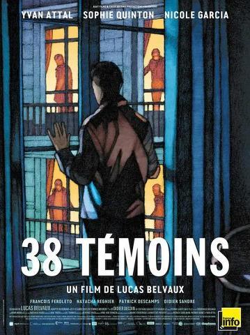 LS6KQu Lucas Belvaux   38 témoins AKA One Night (2012)