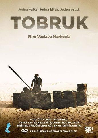 tobruk2008front Vaclav Marhoul   Tobruk (2008) (DVD)