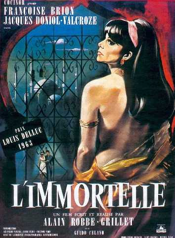 15827 Alain Robbe Grillet   LImmortelle (1963)
