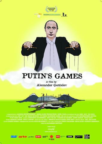 0jum Alexander Gentelev   Putins Games (2014)