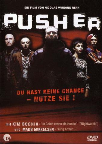 pushergermancdcoversccf Nicolas Winding Refn   Pusher [+Extras] (1996)