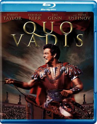 Quo vadis (1951) Full Blu-Ray VC-1 ITA DD 1.0 ENG DD 1.0