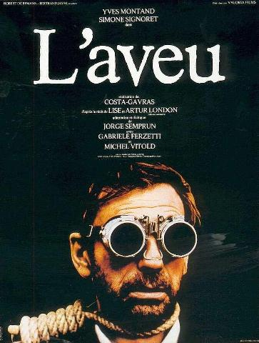 751j5 Costa Gavras   LAveu AKA The Confession (1970)