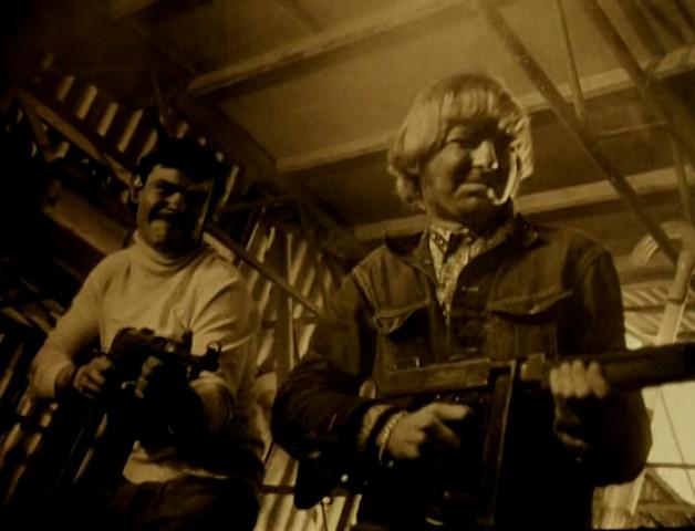 4vty Ephraim Kishon   Ha Shoter Azulai AKA The Policeman [+extra] (1971)