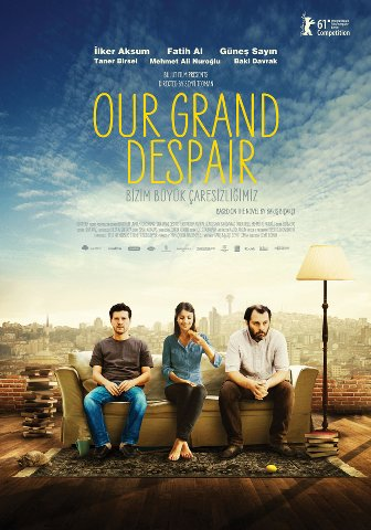 n46v Seyfi Teoman   Bizim Büyük Çaresizligimiz AKA Our Grand Despair (2011)