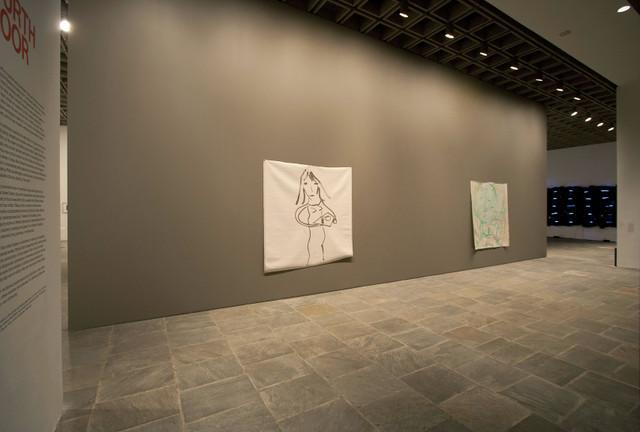 Grey Grounds: Gaylen Gerber at the 2014 Whitney Biennial
