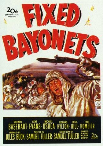 u7l9 Samuel Fuller   Fixed bayonets! (1951)