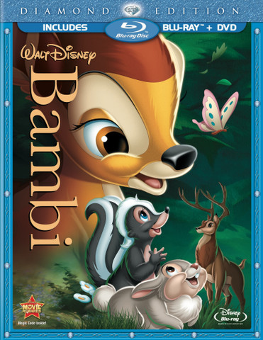 Bambi (1942).mkv bluray 1080p x265 hevc ita eng subs