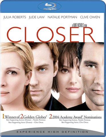 Closer (2004) Full Blu-Ray AVC 39Gb LPCM 5.1