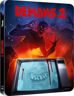 Demoni 2... l'incubo ritorna (1986) [V.M. 14] Full Blu-ray AVC 43Gb DTS-HD MA 2.0