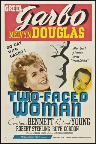 cgfr2 George Cukor   Two Faced Woman (1941)
