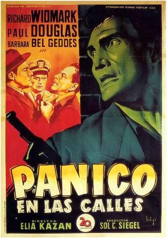 jwfcg Elia Kazan   Panic in the Streets [+Extras] (1950)