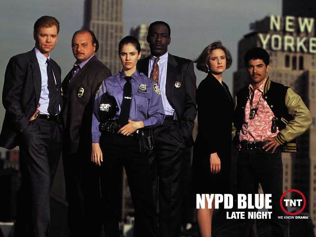 NYPD - New York Police Department (NYPD Blue) Stagione 4-12 (1996\2005) [Completa] DVD\SATRip mp3 ITA