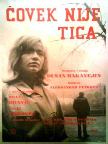 uvq6 Dusan Makavejev   Covek nije tica AKA Man Is Not A Bird (1965)