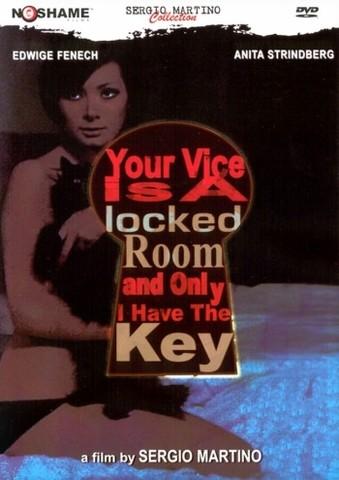 80tf Sergio Martino   Il tuo vizio è una stanza chiusa e solo io ne ho la chiave aka Your Vice Is a Locked Room and Only I Have the Key (1972)