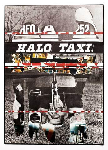 h02ul Vlastimir Radovanovic   Halo taxi (1983)