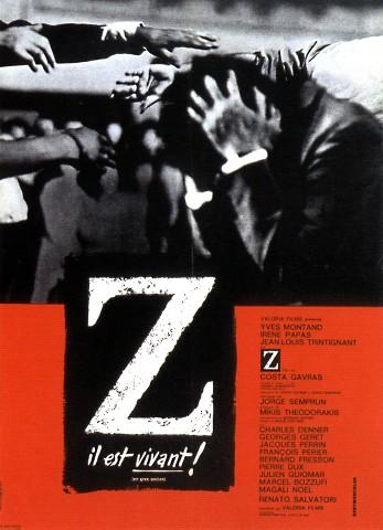 rstu3 Costa Gavras   Z [+Extras] (1969)