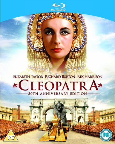 Cleopatra (1963) [50th Anniversary Edition 2 Dischi] Full Blu-Ray 84Gb AVC ITA DTS 5.1 ENG DTS-HD MA 5.1