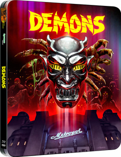 Demoni (1985) [V.M. 18] Full Blu-ray AVC 45Gb DTS-HD MA 2.0