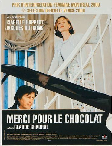 rsll Claude Chabrol   Merci pour le chocolat (2000) (DVD)