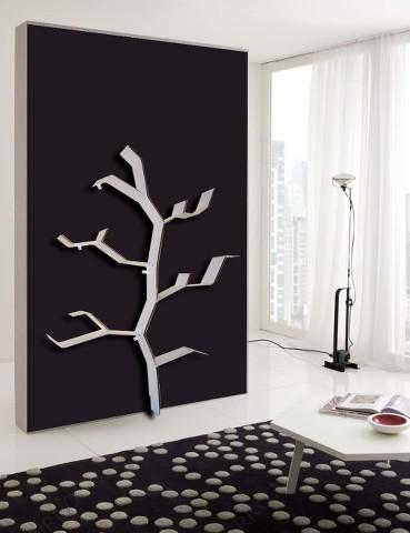 Libreria albero mensole parete design moderno salotto camera studio arredamento ebay - Camera studio arredamento ...