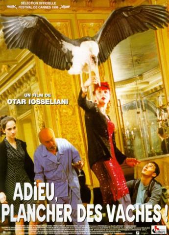 4t9r Otar Iosseliani   Adieu, plancher des vaches! aka In Vino Veritas aka Farewell, Home Sweet Home (1999)