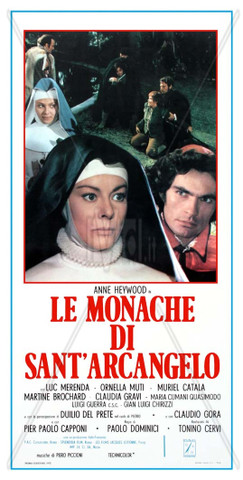qgpb Domenico Paolella   Le Monache di SantArcangelo AKA The Nun and the Devil (1973)
