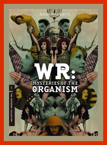 r8bo Dusan Makavejev   W.R.   Misterije organizma aka W.R.: Mysteries of the Organism [+ extras] (1971)