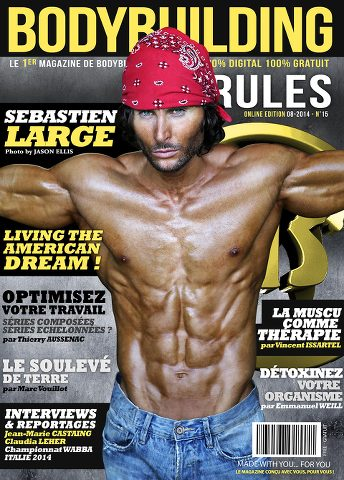 Bodybuilding Rules 15