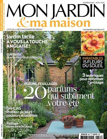 Mon Jardin & Ma Maison 667 - Aout 2015