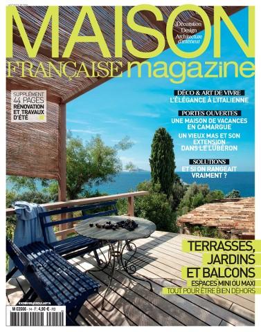 Maison Française Magazine 14 - Juillet-Aout 2015