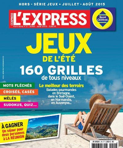 L'express Hors-Série Jeux 2 - Juillet-Aout 2015
