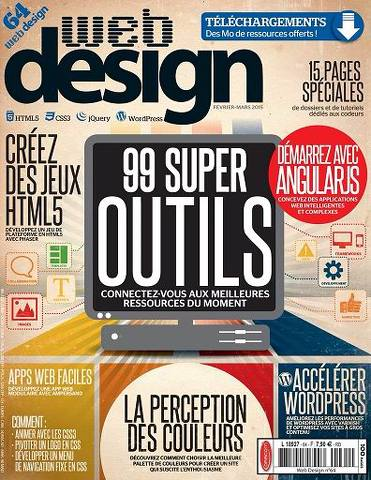 Web Design Magazine 64