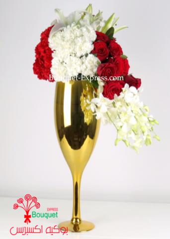 عروض مميزة على باقات الورد في العيد لدى بوكيه اكسبرس Zobbae.png