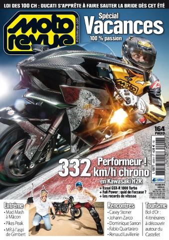 Moto Revue 4008 - 16 Juillet 2015