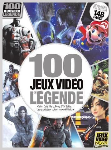 Jeux Video News Hors Série 4 - 100 Jeux vidéo de Légende 2015