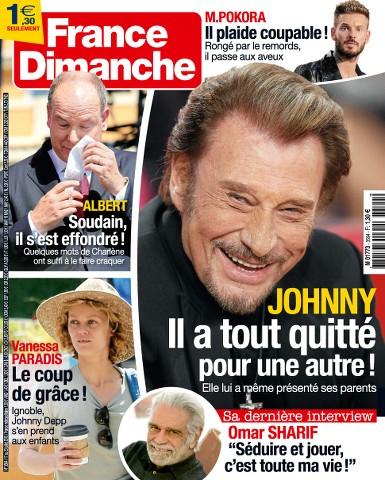 France Dimanche 3594 - 17 au 23 Juillet 2015