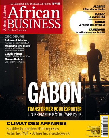 African Business - Aout/Septembre 2015