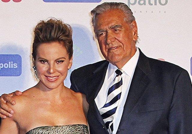 Kate del Castillo y Rick del Castillo