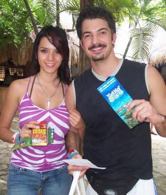 Ivette Hernández y Fernando del Solar