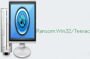 Ransom: Win32 / Teerac