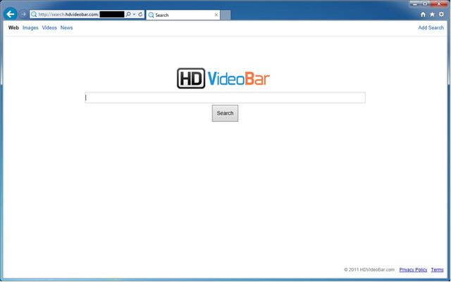 HDVideoBar toolbar