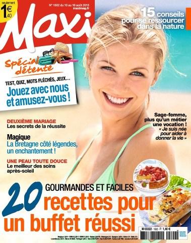 Maxi 1502 - 10 au 16 Août 2015