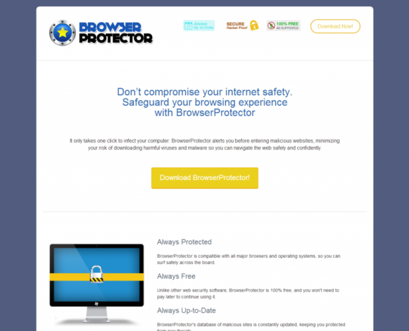 Browser Protector