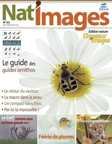 Nat'Images 33 - Aout/Septembre 2015