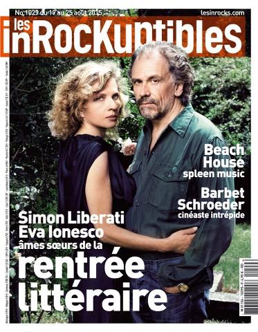Les Inrockuptibles 1027 - 19 au 25 Aout 2015