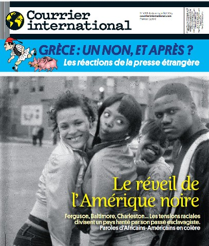 Courrier International 1288 - 9 au 15 Juillet 2015