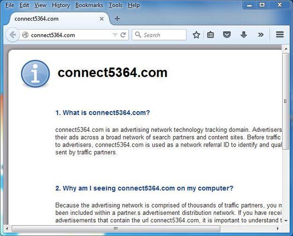 Connect5364.com
