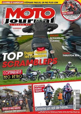 Moto Journal 2152 - 25 Juin au 1er Juillet 2015