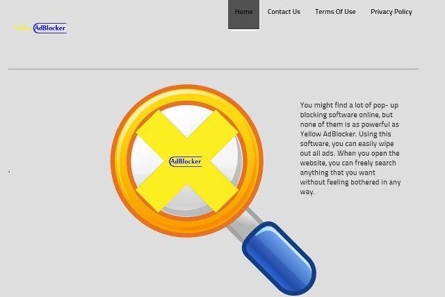 Rimuovere yellow adblocker come eliminare yellow adblocker eliminazione spyware - Bloccare apertura finestre chrome ...